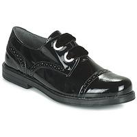 Shoes Girl Derby shoes André ALANA Black