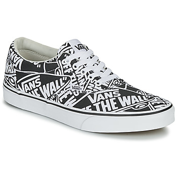Shoes Men Low top trainers Vans WARD MN MULTICO Multicolor
