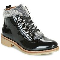 Shoes Women Mid boots André BRISE Black
