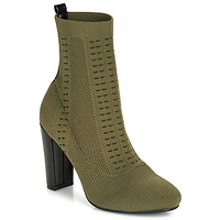 Shoes Women Ankle boots André ARIANA Green