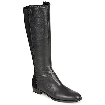 Shoes Women Boots Moschino Cheap & CHIC CA2612 Black