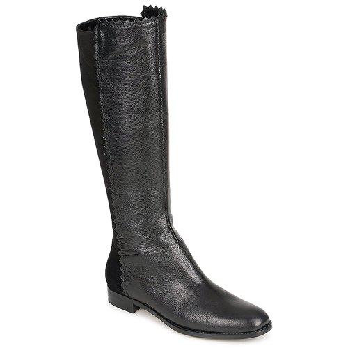 Shoes Women Boots Moschino Cheap & CHIC CA2612 Black