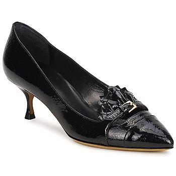Shoes Women Court shoes Moschino Cheap & CHIC CA1021 Black