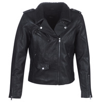 material Women Leather jackets / Imitation le Only ONLTAYLOR Black