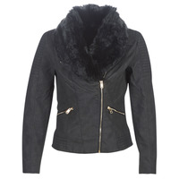 material Women Leather jackets / Imitation le Only ONLCLASSY Black