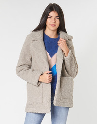 material Women coats Only ONLFILIPPA Grey