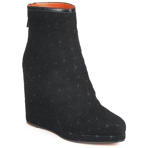 Shoes Women Ankle boots Missoni TONSU Black