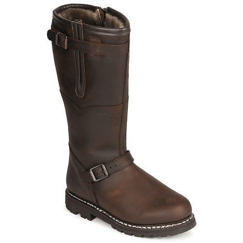 Shoes Men Snow boots Meindl KITZBUHEL Brown