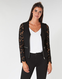 material Women Jackets / Blazers Moony Mood LAKA Black