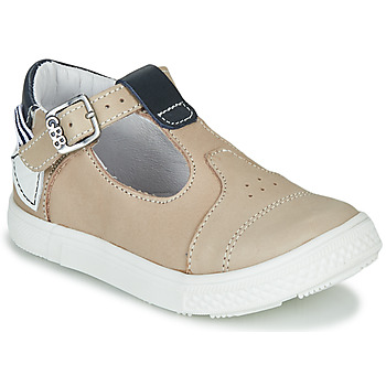 Shoes Boy High top trainers GBB ATALE Beige