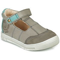 Shoes Boy Low top trainers GBB ARENI Grey