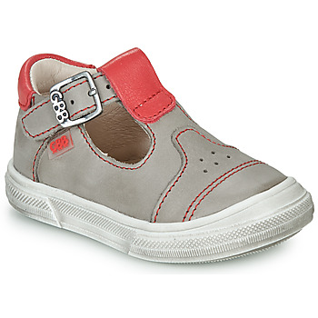 Shoes Boy High top trainers GBB DENYS Grey