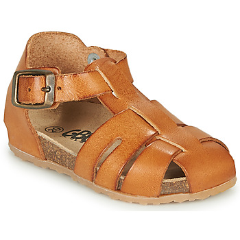 Shoes Boy Sandals GBB FREDERICO Brown