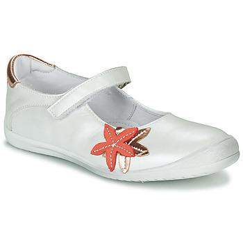 Shoes Girl Ballerinas GBB EMILIETTE White