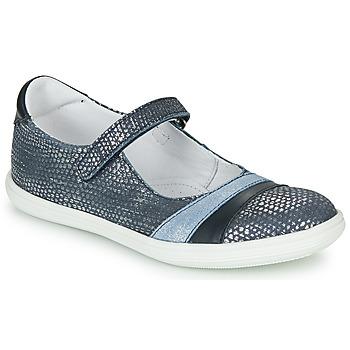 Shoes Girl Ballerinas GBB ECOPA Blue