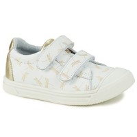 Shoes Girl Low top trainers GBB NOELLA White