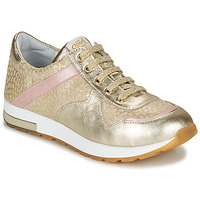 Shoes Girl Low top trainers GBB LELIA Beige