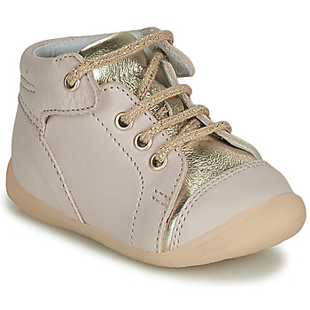 Shoes Girl High top trainers GBB OLSA White