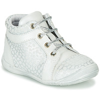 Shoes Girl High top trainers GBB OMANE Grey
