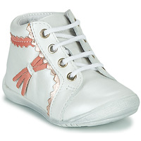 Shoes Girl Mid boots GBB ACINTA White