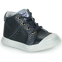 Shoes Girl High top trainers GBB AGAPE Blue