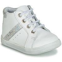 Shoes Girl High top trainers GBB AGLAE White