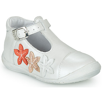 Shoes Girl Ballerinas GBB AGATTA White