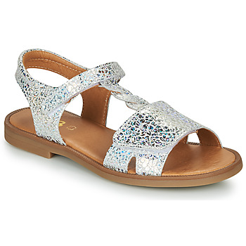 Shoes Girl Sandals GBB FARENA Silver