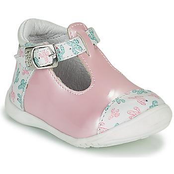 Shoes Girl Ballerinas GBB MERTONE Pink