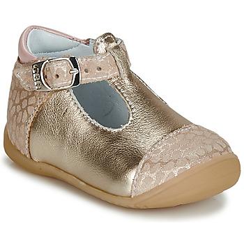 Shoes Girl Ballerinas GBB MERTONE Beige