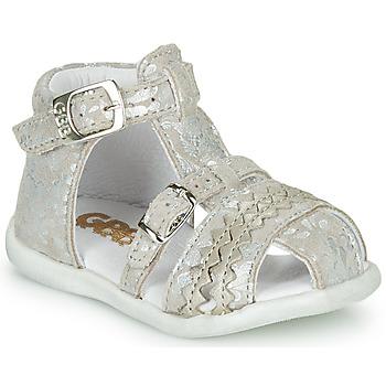 Shoes Girl Sandals GBB ALIDA Beige