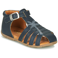 Shoes Girl Sandals GBB ANAYA Marine