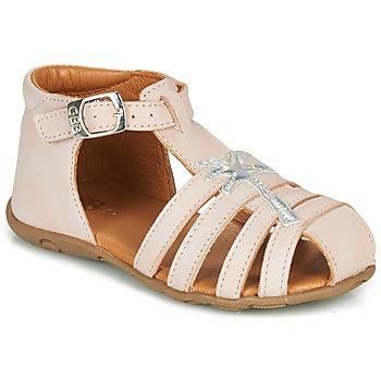 Shoes Girl Sandals GBB ANAYA Pink