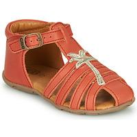 Shoes Girl Sandals GBB ANAYA Coral