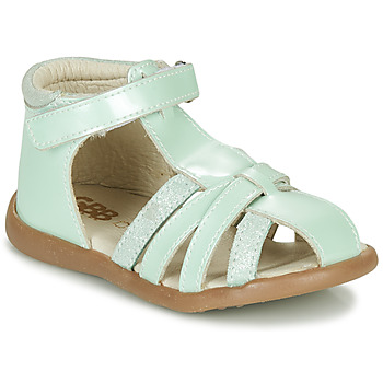 Shoes Girl Sandals GBB AGRIPINE Green