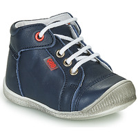 Shoes Boy High top trainers GBB PARGA Marine
