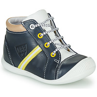Shoes Boy High top trainers GBB GABRI Vte / Marine / Dpf / Raiza