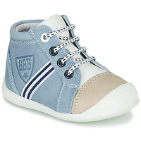 Shoes Boy High top trainers GBB GABRI Blue