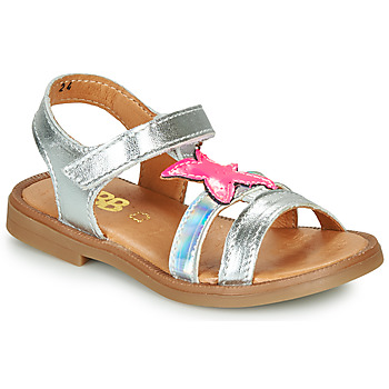 Shoes Girl Sandals GBB OLGA Silver