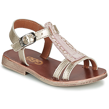 Shoes Girl Sandals GBB LAZARO Gold