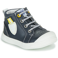 Shoes Boy High top trainers GBB GREGOR Marine