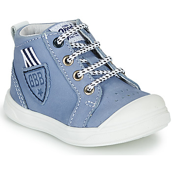 Shoes Boy High top trainers GBB GREGOR Blue