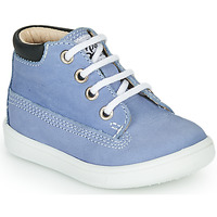 Shoes Boy High top trainers GBB NORMAN Vte / Sky / Dpf / Messi