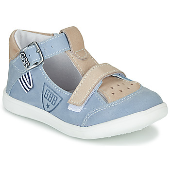 Shoes Boy High top trainers GBB BERETO Blue