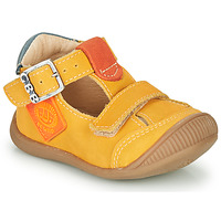 Shoes Boy Sandals GBB BOLINA Yellow