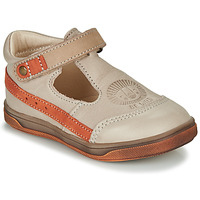 Shoes Boy Low top trainers GBB ANGOR Beige