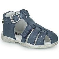 Shoes Boy Sandals GBB ARIGO Blue