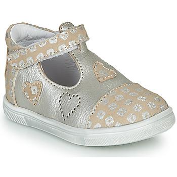 Shoes Girl Ballerinas GBB ANISA Beige