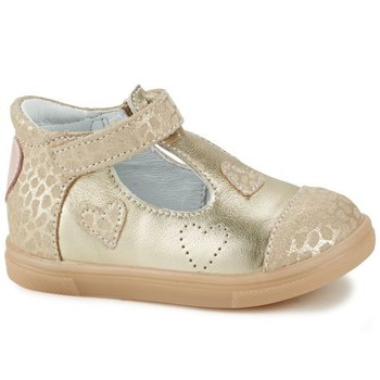 Shoes Girl Low top trainers GBB ANISA Beige