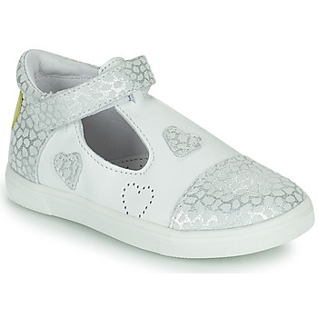 Shoes Girl Low top trainers GBB ANISA White
